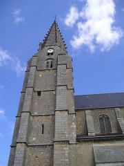 Eglise Saint-Valérien - Deutsch:   Châteaudun, Kirche St-Valerian