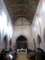 Eglise Saint-Pierre -  Eure-Et-Loir Epernon Saint-Pierre Nef 29122013