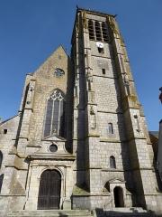 Eglise Saint-Etienne - Français:   Église Saint-Étienne de Janville, Eure-et-Loir (France).