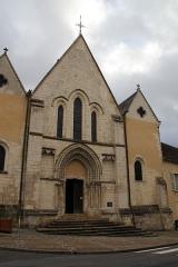Eglise Notre-Dame - English: Notre-Dame Church, in Nogent-le-Rotrou, Eure-et-Loir, France.