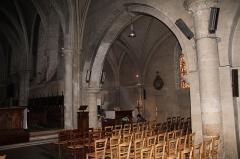 Eglise Notre-Dame - English: Inside Notre-Dame Church, in Nogent-le-Rotrou, Eure-et-Loir, France.