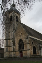 Eglise Saint-Laurent - English: St. Lawrence church, in Nogent-le-Rotrou, Eure-et-Loir, France.