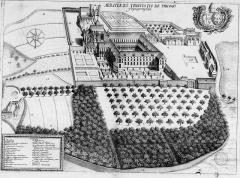 Abbaye de la Sainte-Trinité et son collège - French archaeologist and historian