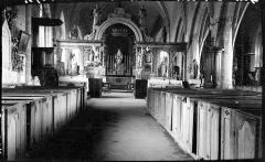 Eglise paroissiale Saint-Victor - French architect and photographer