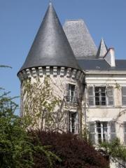 Château d'Argy - Français:   Aile XIXe du château