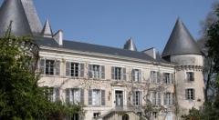 Château d'Argy - Français:   Vue d\'ensemble de l\'aile XIXe