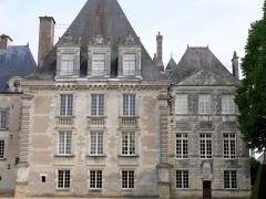 Château d'Azay-le-Ferron - Français:   Château d\'Azay-le-Ferron