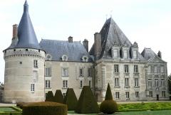 Château d'Azay-le-Ferron - Français:   Château d\'Azay-le-Ferron - Addition de styles