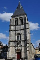 Eglise Saint-Martial - Français:   Église Saint-Martial, Châteauroux, Indre, France