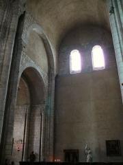 Eglise Notre-Dame - Châtillon-sur-Indre - Eglise Notre-Dame - Transept  Croisillon sud