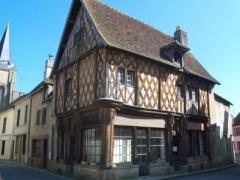 Maison de bois, dite Maison Saint-Jacques - Nederlands: Maison de Bois
