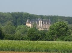 Château d'Ars - Français:   Château d\'Ars, dans l\'Indre