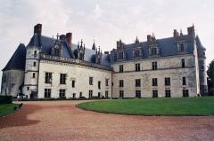 Château - Château d'Amboise (Classé)