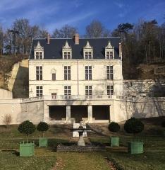 Château Gaillard - Français:   Château-Gaillard Amboise 2015