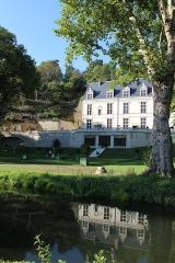 Château Gaillard - Français:   Le Château-Galliard situe au coeur de la ville d\'Amboise, dans un parc de 15 hectares, um haut lieu magique de la Renaissance, après quatre ans de restauration.