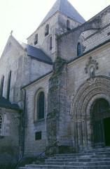 Eglise collégiale Saint-Denis - Deutsch: Amboise, St. Denis