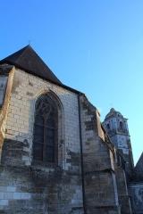 Eglise paroissiale Saint-Florentin - English: Église Saint-Florentin à Amboise