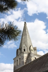 Eglise Sainte-Marie-Madeleine - Français:   Église Sainte-Marie-Madeleine d\'Azay-sur-Cher
