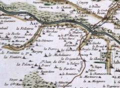 Ancien prieuré de Saint-Jean-du-Gray - French cartographer and astronomer