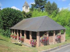 Eglise Saint-Martin - Français:   Ancien lavoir