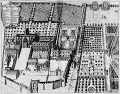 Abbaye bénédictine de Saint-Pierre de Bourgueil - French archaeologist and historian