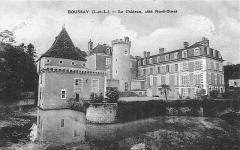 Château de Boussay - Français:   Château de Boussay, en Touraine, près de Preuilly-sur-Claise