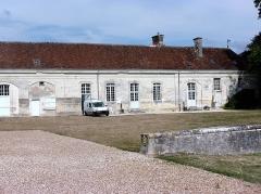 Ancienne chartreuse du Liget - Français:   Anciens ateliers de la chartreuse