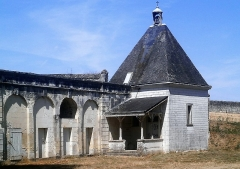 Ancienne chartreuse du Liget - Français:   Chapelle \