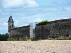 Ancienne chartreuse du Liget - Français:   Enceinte de la chartreuse du Liget