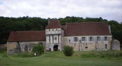 Ancien monastère dit La Corroierie -  La Courroirie