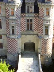 Château des Réaux - Français:   Mini-Châteaux, Val de Loire