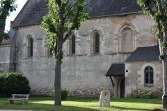 Eglise Notre-Dame-de-Fougeray - Cormery - Eglise Notre-Dame de Fougeray La nef vue du Sud