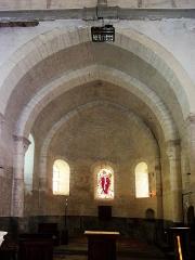 Eglise paroissiale Saint-Urbain - Français:   Chœur de l\'église
