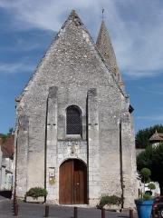 Eglise paroissiale Saint-Urbain - Français:   Façade ouest de l\'église