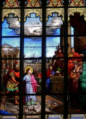 Eglise paroissiale Sainte-Eulalie - French stained-glass artist and painter