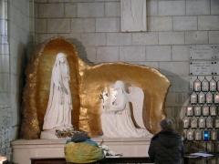 Eglise paroissiale Saint-Gilles - English: Saint-Gilles' church of LÎle-Bouchard (Indre-et-Loire, Centre, France).