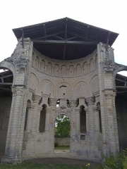 Ancien prieuré Saint-Léonard - Prieuré Saint-Léonard de l'Île-Bouchard, Indre-et-Loire
