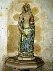 Eglise paroissiale Saint-Saturnin -  Sainte Marie-Madeleine XVIème siècle Eglise de Limeray - Indre et Loire - France