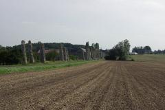 Vestiges de l'aqueduc romain -  Aqueduct of Luynes (Indre-et-Loire)