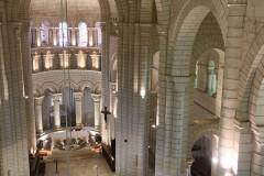 Eglise abbatiale bénédictine Saint-Pierre - Français:   abbatiale saint pierre