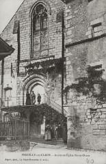 Ancienne église Notre-Dame-des-Echelles - Français:   Ancienne église Notre-Dame