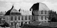 Hôtel de la Rallière - Français:   Hôtel de la Rallière, XVIIème