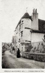 Ancien Hôtel de ville - Français:   Ancienne mairie de Preuilly