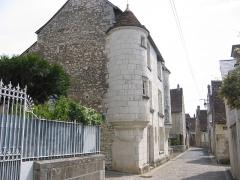 Ancien Hôtel de ville -  Preuilly-sur-Claise, Indre-et-Loire, France  Photo prise le 4 mai 2006 - Ancien Hôtel de ville.   Aut: Jddmano