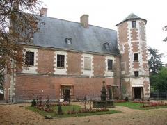Château du Plessis-lès-Tours -  Château de Plessis-lès-tours