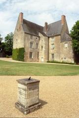 Château, actuellement Musée Balzac -  Vista del Château de Saché