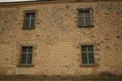 Ancien château - Français:   Château de Sainte-Maure-de-Touraine 10