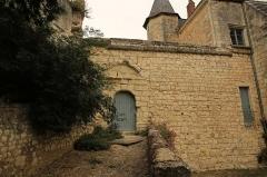 Ancien château - Français:   Château de Sainte-Maure-de-Touraine 11