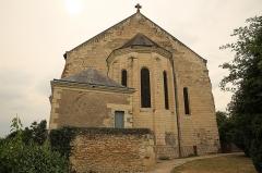 Ancien château - Français:   Château de Sainte-Maure-de-Touraine 13