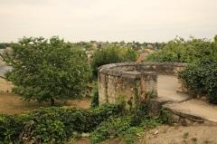 Ancien château - Français:   Château de Sainte-Maure-de-Touraine, 14